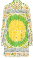 Tory Burch Brigitte Printed Beach Tunic