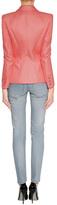 Balmain Fair Blue Faded Mid-Rise Slim Jeans
