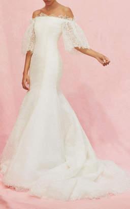 Carolina Herrera Marguerite Gown