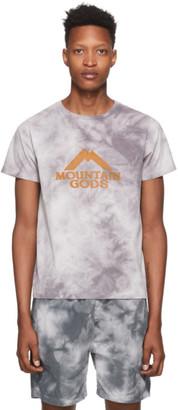 Remi Relief Grey Tie-Dye Mountain Gods T-Shirt