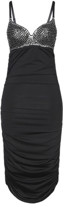 JOLIE CARLO PIGNATELLI 3/4 length dresses
