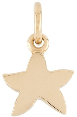 Dodo 18kt yellow gold So Happy To Have Found You Star charm