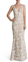 Dress the Population Women's Karen Mermaid Gown