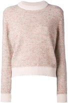 Chloé knitted sweater - women - Acrylic/Polyamide/Cashmere/Wool - M