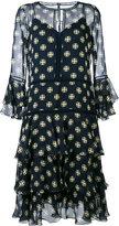 Alberta Ferretti shift dress - women - Acetate/Silk/other fibers - 42