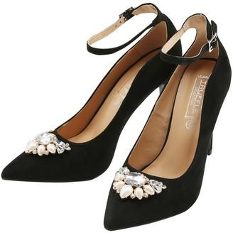 M&Co Sail jewel trim high heel shoe