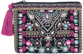 Accessorize Sequoia Embellished Coin Purse