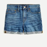 J. Crew High Rise Denim Short