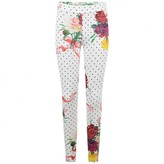 GUESS GuessSpotted Floral Print Trousers
