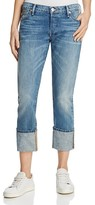 True Religion Liv Relaxed Skinny Jeans in Blues Revival