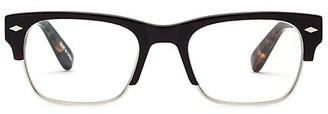 Caddis Navin 51MM Clubmaster Blue Light Optical Glasses