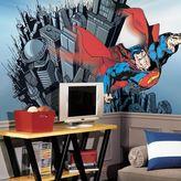 York Wall Coverings York wallcoverings DC Comics Superman Removable Wallpaper Mural