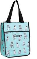 Pottery Barn Teen Gear-Up Frenchie Pups Tote Lunch Bag