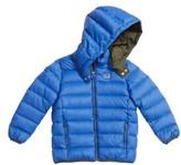 Armani Junior Boy's Water Resistant Hooded Down Jacket