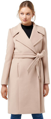 Forever New Florence Wrap Coat