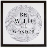 Graham & Brown Be Wild and Wonder Framed Print