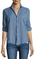 Frank And Eileen Eileen Long-Sleeve Plaid Cotton Shirt