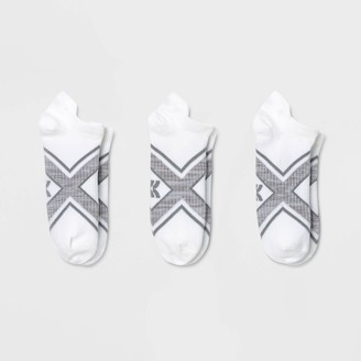 Women' Lightweight X Band 3pk No how Tab Athletic ock - All in MotionTM - 4-10