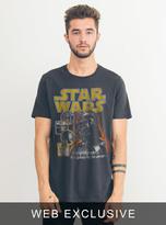 Junk Food Clothing Star Wars Darth Vader Tee-bkwa-m