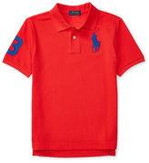 Ralph Lauren Boys 8-20 Cotton Polo