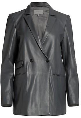MUNTHE Lido Leather Jacket
