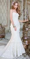 Camille La Vie Lace Trumpet Wedding Dress