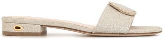 Jennifer Chamandi Andrea flat sandals