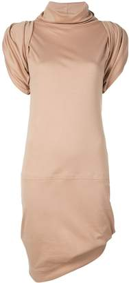 Vivienne Westwood Punkatore turtleneck dress