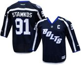 Reebok Tampa Bay Lightning Steven Stamkos Black Alternate Youth (8-20) Replica Home Jersey (S/M)