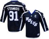 Reebok Tampa Bay Lightning Steven Stamkos Black Alternate Youth (8-20) Replica Home Jersey (S/M)