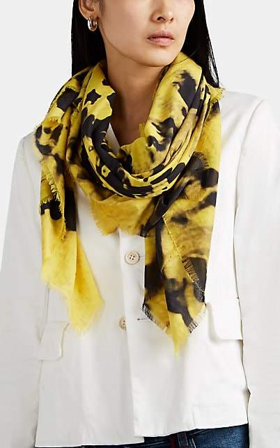 712027657 Yellow Women's Scarves - ShopStyle