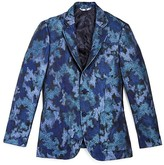 Robert Graham Boys' Camo Jacquard Sport Coat - Sizes S-XL