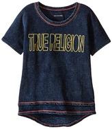 True Religion Layered Dolman Tee Shirt (Toddler/Little Kids)