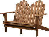 Asstd National Brand Adirondack Double Bench