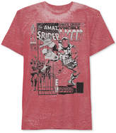 JEM Men's Spider-Man Graphic T-Shirt