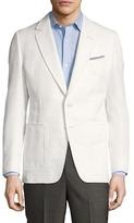 Tom Ford Solid Notch Lapel Sportcoat