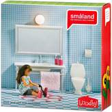 Lundby Smaland Doll's House Classic Bathroom Set