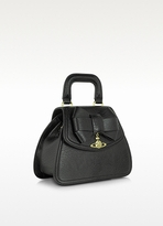 Vivienne Westwood Mini Eco Leather Tote with Bow