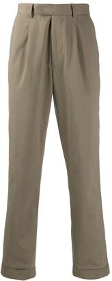 Katharine Hamnett Rupert straight-leg trousers