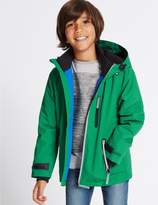 Marks and Spencer Zipped Through Jacket with StormwearTM (3-14 Years)