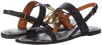 Tory Burch 5 mm Miller Sandal (Perfect Black) Women's Shoes