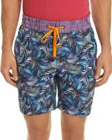 Robert Graham La Pinta Pattern Swim Trunks