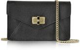 Diane von Furstenberg 440 Gallery Bitsy Caviar Leather Mini Bag