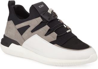 Tod's Men's No Code Sport Trainer Sneakers