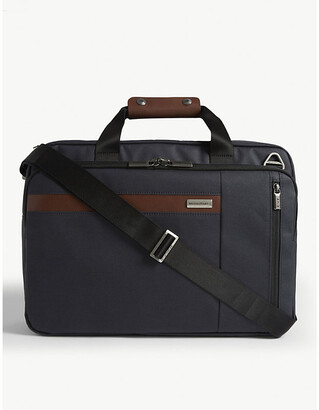 Briggs & Riley Kinzie convertible briefcase/backpack/two-wheel case