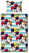 Disney Baby Mickey Mouse Boo Toddler Duvet & Bedding Bundle Set
