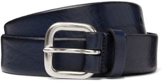 Andersons 3.5cm Textured-Leather Belt