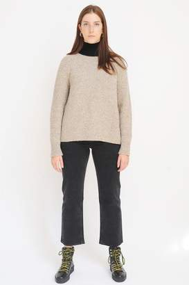Sibin Linnebjerg - Sand Montreal Knitted Jumper - XS