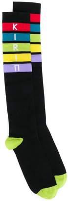 Kirin stripe socks