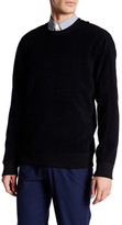 Vince Long Sleeve Reversible Crew Neck Sweater